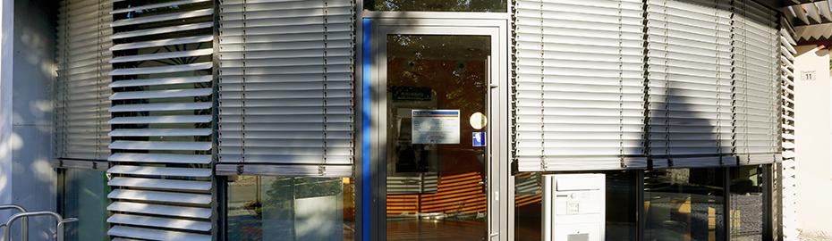 VR Bank Kitzingen eG, Geschäftsstelle Nenzenheim, Breitbachstr. 11, 97346 Nenzenheim