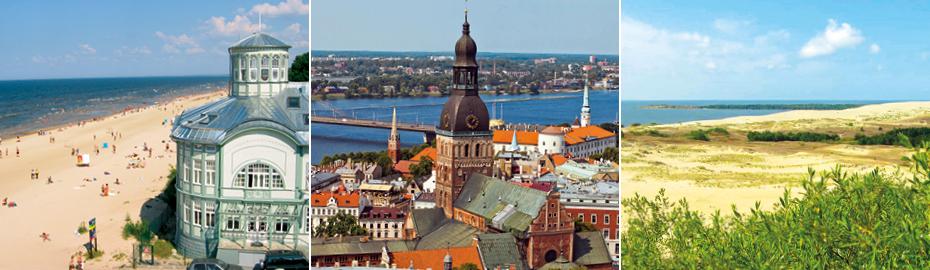 MitgliederReise Baltikum - Unentdeckte Schönheiten an der Ostsee