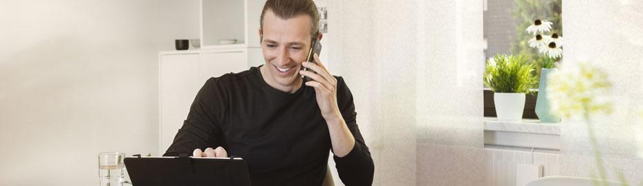 Konto wechseln: Der Umzugsservice der VR Bank Kitzingen eG erspart Ihnen lästigen Papierkram.